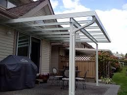 aluminium patio cover surrey: glass and aluminium patio cover surrey