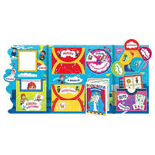 Лэпбук. Детям о профессии. <b>Книжка</b>-<b>папка с карточками и</b> ...