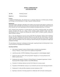 marketing assistant job description samples samplebusinessresume marketing coordinator job description template marketing assistant job description world jewish relief job description