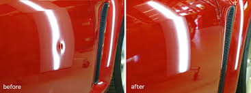 Auto Dent Removal Dent Removal Mazda Rx 8 Paintless Dent Repair