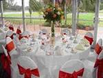 Декор свадебного зала идеи