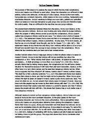 imgjpg julius caesar essay   gcse english   marked by teacherscom  william
