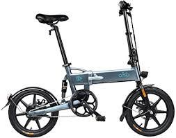 <b>FIIDO D2</b> Folding Electric Bike for Adults <b>16 Inch</b> Tires E-bike 3 ...