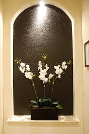 outdoor wall decor art dark brown ladder
