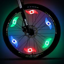 MACYWELL <b>Bike Wheel</b> Lights LED <b>Bike Spoke</b> Lights for <b>Colorful</b> ...
