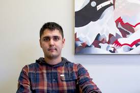 first year student ryan werbalowsky minneapolis college of art first year student ryan werbalowsky