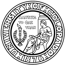 university of colorado boulder university of colorado seal svg