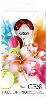 Прибор для чистки и <b>массажа</b> лица <b>Gess Face</b> Lifting (<b>GESS</b>-661)