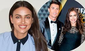 Irina Shayk claims ex Cristiano Ronaldo made her feel 'ugly and ...