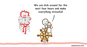the procrastination matrix wait but why hs3