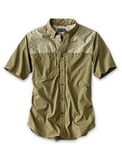 <b>Men's Short</b>-<b>Sleeved Shirts</b> | Orvis