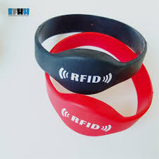 <b>125khz RFID EM4305</b> Wristband <b>Rewritable</b> Card <b>Writable</b> Blank ...
