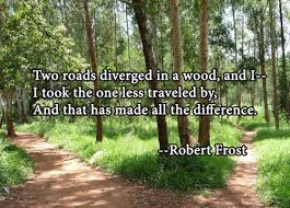 Image result for road less travelled