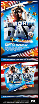 best images about american flyers american memorial day weekend psd flyer template holidays events