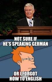The Most Humorous Memes and Tweets from LDS General Conference ... via Relatably.com
