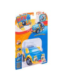 <b>Игрушка Rev&Roll мини</b> машинка - Рамбл Rev and Roll 11621359 ...