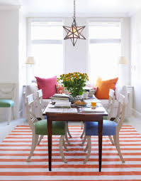 Colored Dining Room Sets Decorating Ideas On Flipboard