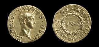 <b>Gold</b> aurei of <b>Nero</b> — Google Arts & Culture