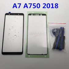 <b>Original Replacement External</b> Glass for <b>Samsung Galaxy</b> A7 2018 ...