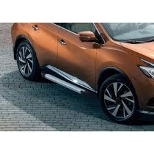 "<b>Пороги</b> алюминиевые ""<b>Silver</b>"" <b>Rival для</b> Nissan Murano III 2016-н.в ..."