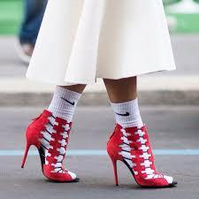 Сочетание месяца: носки + туфли - Я Покупаю