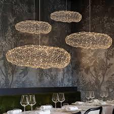 Modern <b>Creative Cloud</b> Led Pendant <b>Lamp Decoration</b> Pendant ...