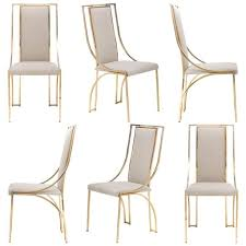 Set of <b>6 Dining Chairs</b> by Romeo Rega | 1stdibs.com | Дизайн ...