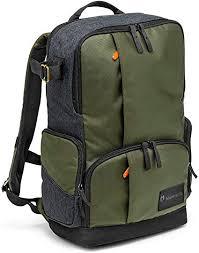 <b>Manfrotto</b> MB MS-BP-IGR Street <b>Backpack for</b> Camera, Fits: Amazon ...