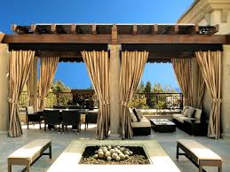 outdoor drapes for patio with bronze patio drapes ideas and lovered patio cover full brown covers outdoor patio