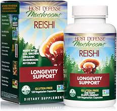 Host Defense, Reishi Capsules, 120 Count: Health ... - Amazon.com