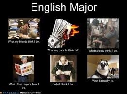 english major memes | Wordless Wednesday: English Major Memes ... via Relatably.com
