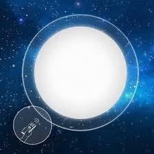 <b>Потолочный светильник Estares</b> Saturn 60W + прозрачный ...