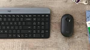 Logitech MK470 Slim <b>Wireless Keyboard</b> and <b>Mouse</b> Combo ...