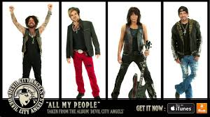 <b>DEVIL CITY ANGELS</b> - All My People (Album Track) - YouTube