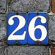 Image result for 26