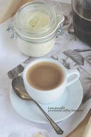 Homemade Vanilla <b>Powdered</b> Coffee Creamer - An Edible <b>Mosaic</b>™