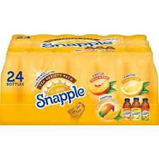 Snapple Ice <b>Tea Variety Pack</b>, 24 pk./20 fl. oz. - BJs WholeSale Club