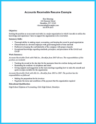 awesome account receivable resume to get employer impressed how awesome account receivable resume to get employer impressed %image awesome account receivable resume to get