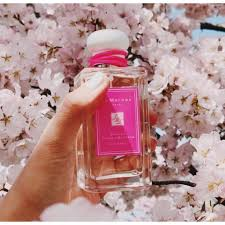 <b>Jo Malone Sakura Cherry</b> Blossom Cologne 100ml Limited Edition ...