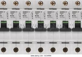 fuse box circuit breaker stock photos fuse box circuit breaker electrical circuit breaker fuse box switches stock image