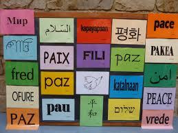 Resultat d'imatges de dia de la pau frases gandhi