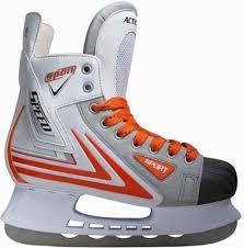 <b>Коньки хоккейные Action</b> PW-217 р.39 — купить в интернет ...