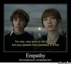 Empathy by LetholdusOfBlackRain - Meme Center via Relatably.com