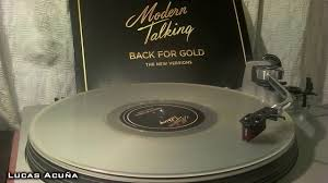 <b>Modern Talking</b> - <b>Back</b> For Gold (The New Versions - LP Vinyl ...