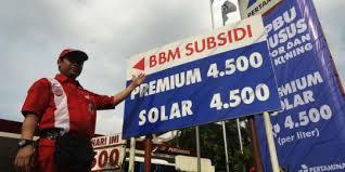 Pro & kontra kenaikan harga BBM.