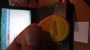 <b>USB RFID</b> ID <b>125Khz EM4100</b> Windows Contactless Proximity ...