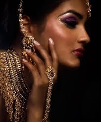 indian bride sy lakhani professional hair and makeup artist asian bridal fashion make up london