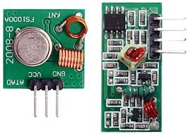 Travel DIY 433MHz <b>Wireless Transmitter</b> + <b>Receiving</b>: Amazon.co.uk ...