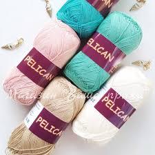 "<b>Vita</b> Cotton <b>Pelican</b> - купить в официальном магазине ""Ваша <b>пряжа</b>"""