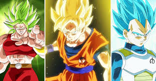 Every Level of <b>Super Saiyan</b>, Ranked | CBR